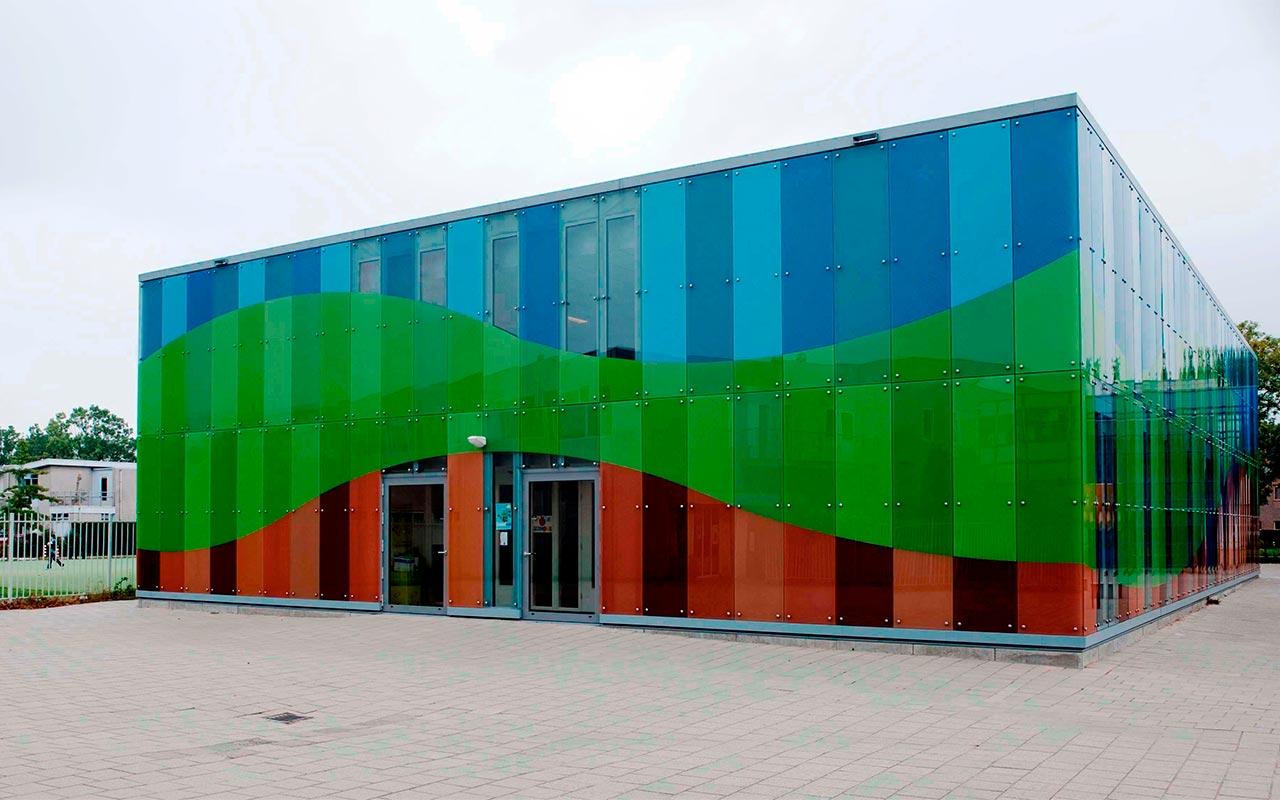 Kunststof kozijnen Buko project