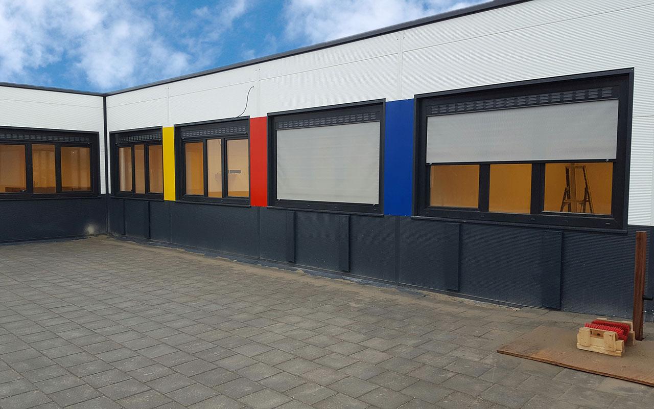 Kunststof kozijnen Jan Snel project