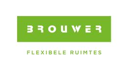 Kunststof kozijnen logo Brouwer