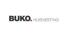 Kunststof kozijnen logo Buko