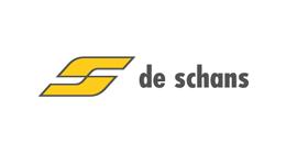 Kunststof kozijnen logo De Schans