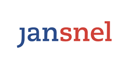 Kunststof kozijnen logo Jan Snel