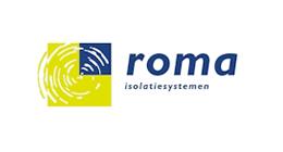 Kunststof kozijnen logo Roma
