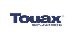 Kunststof kozijnen logo Touax